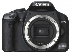Canon EOS 450D front