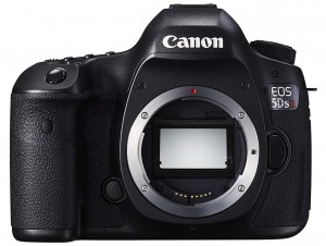 Canon EOS 5DS R front