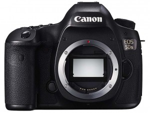 Canon EOS 5DS front