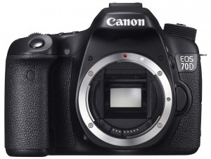 Canon EOS 70D front