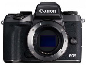 Canon EOS M5 front
