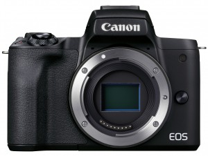Canon EOS M50 Mark II front