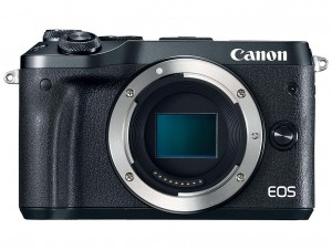 Canon EOS M6 front