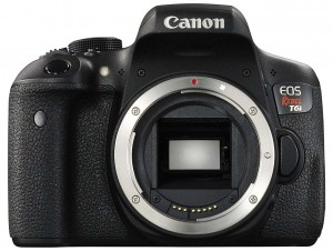 Canon EOS Rebel T6i front
