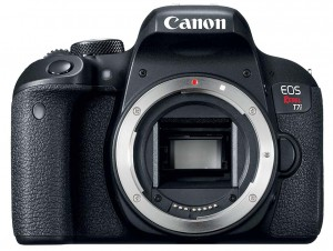 Canon EOS Rebel T7i front
