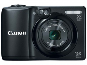 Canon PowerShot A1300 front