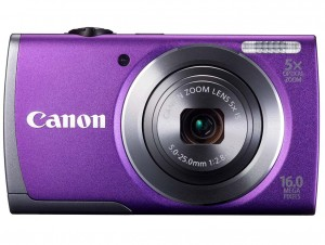 Canon PowerShot A3500 IS front