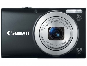 Canon PowerShot A4000 IS front