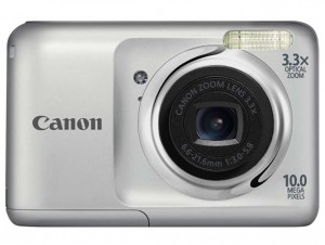 Canon PowerShot A800 front