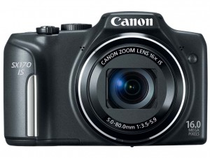 Canon PowerShot ELPH 170 IS front