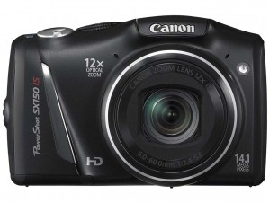Canon PowerShot SX150 IS front