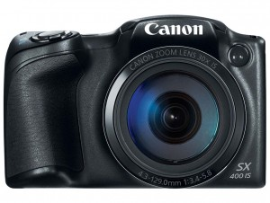 Canon PowerShot SX400 IS front