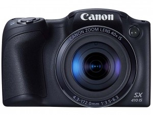 Canon PowerShot SX410 IS front