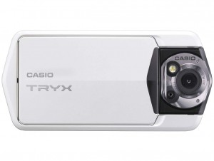 Casio Exilim TRYX front