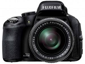 Fujifilm FinePix HS50 EXR front