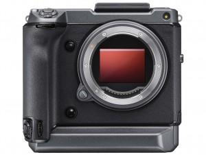Fujifilm GFX 100 front