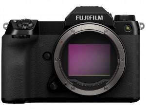 Fujifilm GFX 50S II front