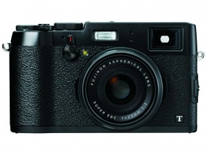 Fujifilm X100T front