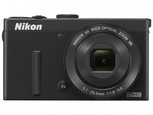 Nikon Coolpix P340 front