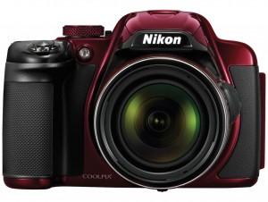 Nikon Coolpix P520 front