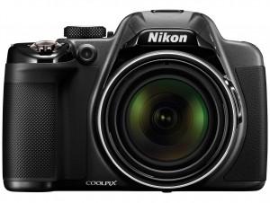 Nikon Coolpix P530 front