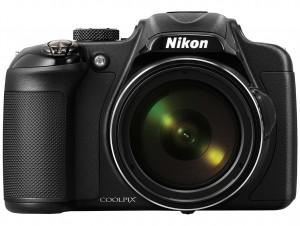 Nikon Coolpix P600 front