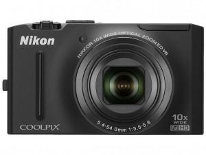 Nikon Coolpix S8100 front