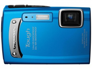 Olympus TG-310 front
