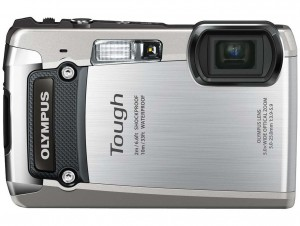 Olympus TG-820 iHS front