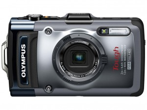 Olympus Tough TG-1 iHS front