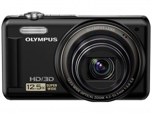 Olympus VR-330 front