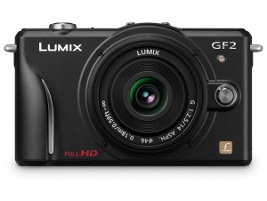 Panasonic Lumix DMC-GF2 front