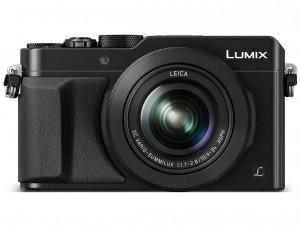 Panasonic Lumix DMC-LX100 front