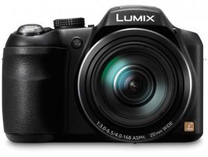 Panasonic Lumix DMC-LZ40 front