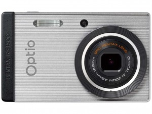Pentax Optio RS1500 front
