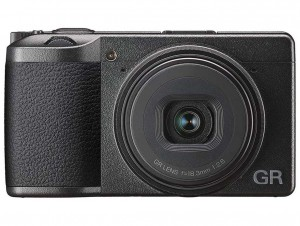 Ricoh GR III front