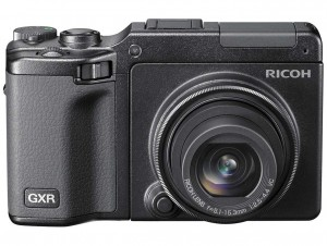 Ricoh GXR S10 24-72mm F2.5-4.4 VC front