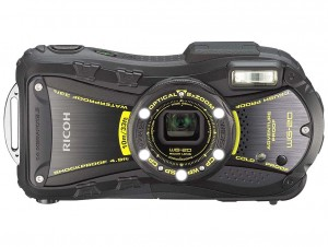 Ricoh WG-20 front