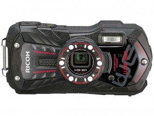 Ricoh WG-30 front