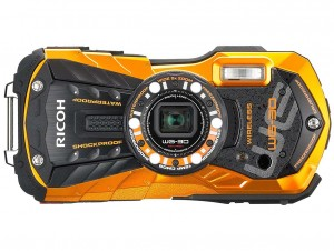 Ricoh WG-30W front