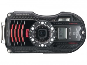 Ricoh WG-4 GPS front