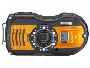 Ricoh WG-5 GPS front