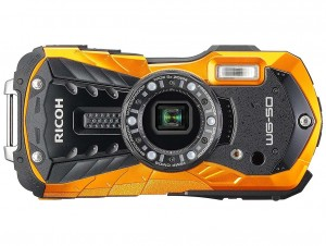 Ricoh WG-50 front