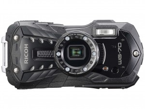 Ricoh WG-70 front