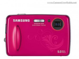 Samsung CL5 front