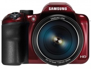 Samsung WB1100F front