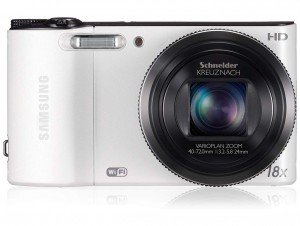Samsung WB150F front