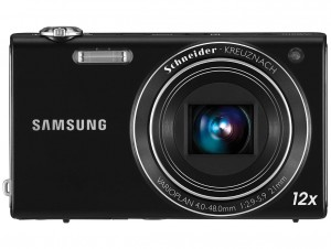 Samsung WB210 front