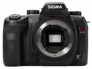 Sigma SD14 front