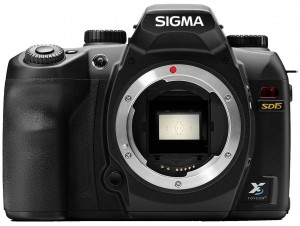 Sigma SD15 front